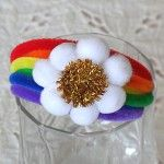 Pipe+Cleaner+Rainbow+Bracelet