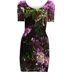 Garden Party Dress Too from Print All Over Me