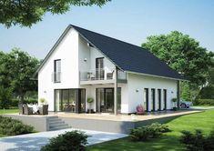 fassadengestaltung – Google-Suche Style At Home, Heinz Von Heiden, European House, Facade, Backyard, Mansions, House Styles, Outdoor Decor, Modern