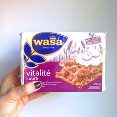 Supermercado: MERCADONA Producto: Tostas integrales Tipo de alimento: HC