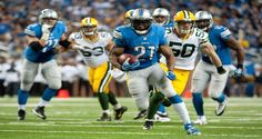 Detroit Lions slay the giant on their way to NFC North title