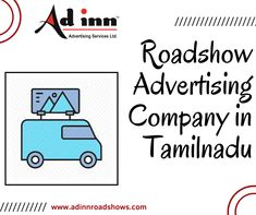 Do you know? Roadshow advertising is the best choice to bring a huge success to your newly launched brand. To use a unique roadshow strategy to promote your brand, hire Adinn advertising agency. They provide top roadshow advertising company in Tamilnadu at an affordable cost. Advertising Services, Did You Know, Promotion, Success, Unique, Top, Spinning Top, Blouse