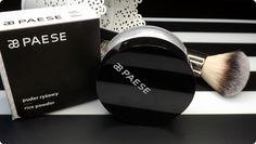 Blog urodowo-kosmetyczny LadyAggu: PAESE | puder ryżowy