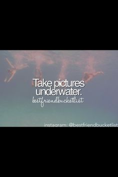 Bestfriend Bucketlist
