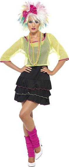 Star Costume, 80s Costume, Girl Costumes, Costumes For Women, 1980s Fancy Dress, Fancy Dress Womens, 80s Rocker Costume, Costume Party Themes, Costumes Sexy Halloween