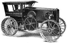 heer tractor 1912 ... =====>Information=====> https://www.pinterest.com/rcmartin32/1st-generation-tractors/