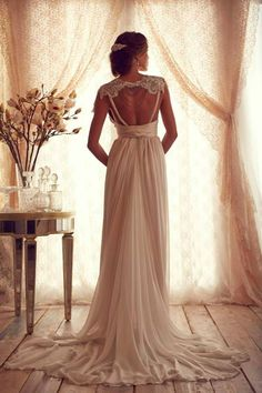 Stunning Wedding Dresses by Anna Campbell 2013 - Fashion Diva Design