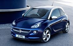 Vauxhall has taken the wraps off its new city car, the Adam, which ...