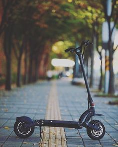 It is taken last autumn by Mokryeonida You can buy the at official… Best Electric Scooter, E Scooter, Vehicle, Photoshoot, Mood, Urban, Entertaining, Autumn, Canning