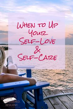 Use these tips for recognizing when it's time to Up your Self-Love and Self-Care to prevent stress, chaos, and burnout.