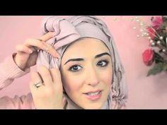 بالفيديو: تعلمي طريقة لف حجاب العمامة 2015 « اكسسوارات بنوته « أزياء بنوته « بنوته كافيه