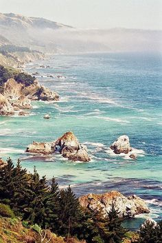 Big Sur, California.