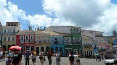 Pelourinho, Salvador. State of Bahia, Brazil