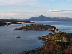 Lochalsh and the Isle of Skye Bridge