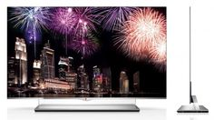 LG releasing first large screen OLED TV next month