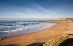 Playa de Verdicio #Gozón #playa #beach #Asturias #ParaísoNatural #NaturalParadise #Spain