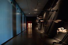 Las obras de Marín conviven con la arquitectura del recinto.   Galería de fotos 6 de 11   AD MX