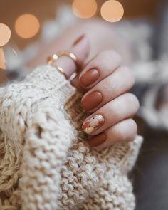 20 Thanksgiving Nail Ideas That Are Legit Cute - Nails for girls, Fall Nail Polish, Fall Acrylic Nails, Autumn Nails, Nail Polish Colors, Gel Polish, Fall Nail Art Autumn, Shellac Nails Fall, Thanksgiving Nail Art, Thanksgiving Ideas
