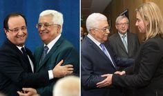 Palestinos: ¡Sálvennos de los buenistas occidentales!