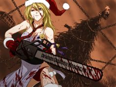 Day 10: Christmas Chainsaw Massacre - Advent Calendar from the Crypt - http://www.dravenstales.ch/day-10-christmas-chainsaw-massacre-advent-calendar-from-the-crypt/