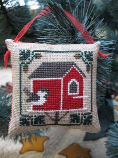 Ken's ornament