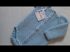 Baby Booties Knitting Pattern, Knitting Patterns, Knitting For Kids, Tulum, Pullover, Sweaters, Youtube, Clothes, 1