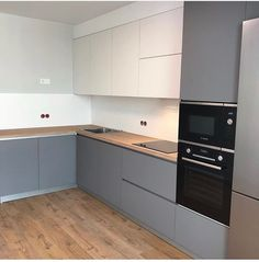 Kitchen Layout Interior, Kitchen Layout Plans, Luxury Kitchen Design, Kitchen Room Design, Kitchen Cabinet Design, Home Decor Kitchen, Kitchen Cabinet Remodel, Cuisines Design, Small Modern Kitchens