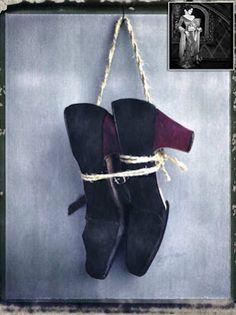 Los zapatos de Maria Pages