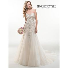 Maggie Sottero Sasha 4MS977 - [Maggie Sottero Sasha] -  Buy a Maggie Sottero Wedding Dress from Bridal Closet in Draper, Utah