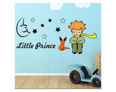 Μικρός πρίγκηπας και αλεπού, αυτοκόλλητο τοίχου Snoopy, Fictional Characters