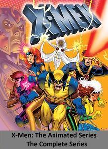 X Men The Animated Series Complete Series Dvd Movesen In 2020 Best 90s Cartoons 90s Cartoons X Men