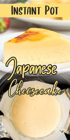 This cheesecake is a famous Japanese cake. If you have not seen or tried one, you will soon realize why is it so famous. The cake as mentioned just four ingredients and it is made with a minimum of the equipment.     The final results are astonishing – a soft, fluffy, and mild cheesecake without any crust. The taste of the cheesecake is just perfect. It is a combination of creamy cheese, sweet white chocolate and a hint of orange extract.
