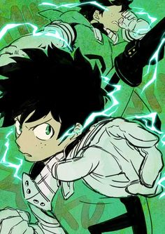Boku no Hero Academia - Midoriya Izuku