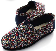 TOMS LATEST SUMMER CANDY FLORAL