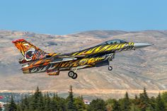 TuAF F-16, 192 Filo, Tigers