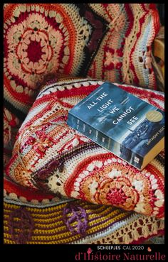 Crochet Designs, Crochet Patterns, Anthony Doerr, Wash And Go, Acrylic Fiber, Sport Weight Yarn, Beading Needles, Important Facts, History Museum
