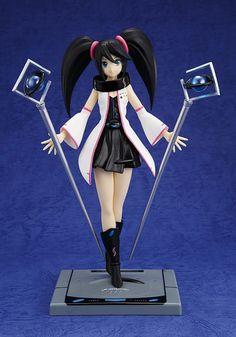 Crunchyroll - Sega Hard Girls Saturn PM Figure