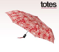 3af52dfb45dcf Personalized Four Seasons 43 inch arc Totes® Auto Open Close Umbrellas