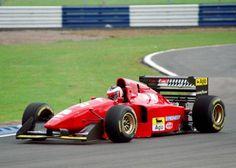 Gerhard Berger, 1994 412T1B