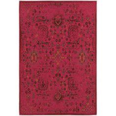 Sphinx By Oriental Weavers Revival 3692h Pink Area Rug