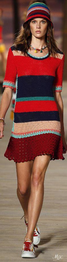 Vestido colorido
