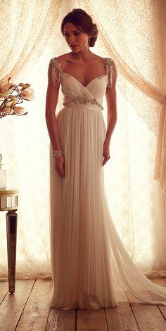 Anna Campbell 2013 Gossamer Collection - Parte 1 - Belle o Magazine. O Blog de casamento para a noiva sofisticada
