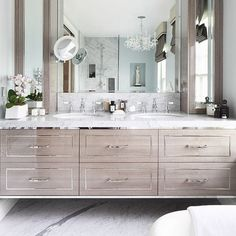 15 Bathrooms with a Fabulous Floating Vanity | Sarah Sarna | A Lifestyle BlogSarah Sarna | A Lifestyle Blog