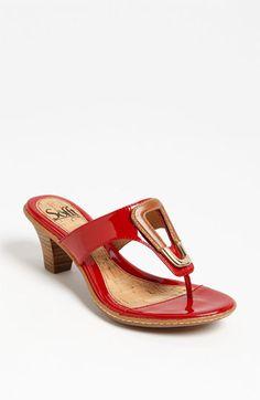 me likey.....Söfft 'Raphaella' Sandal available at Nordstrom