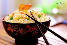 Yakimeshi com Bottarga Gold by Kenzo
