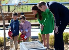 Kate Middleton - Prince William and Kate Middleton in Canberra