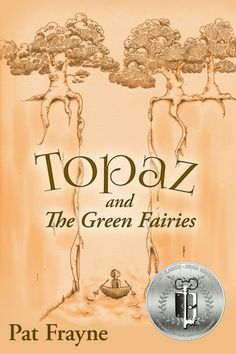 """""""Meet the delightful characters of Topaz and the Green Fairies as young fairy Bozel struggles to rescue his friends and family from the not-so-slowly eroding Cottersdamp Island. Amid torrential rainstorms, an unknown future full of fear, and danger, he sets off in a tiny gourd boat to find he. Frayne build a magical world of fairies, animals and birds of Knownotten Kingdom who unite to overcome unforeseen challenges."""" -Heidi M. Thomas - award-winning author"""