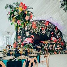 #тропики #тропическаясвадьба Декор @whitedecor_wedding Фото…