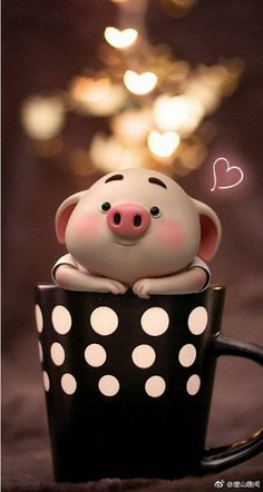 Pig Wallpaper, Wallpaper Iphone Disney, Cute Disney Wallpaper, Cellphone Wallpaper, Cute Love Wallpapers, Cute Cartoon Wallpapers, This Little Piggy, Little Pigs, Cute Piglets