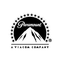 paramount logo black and white - photo #5